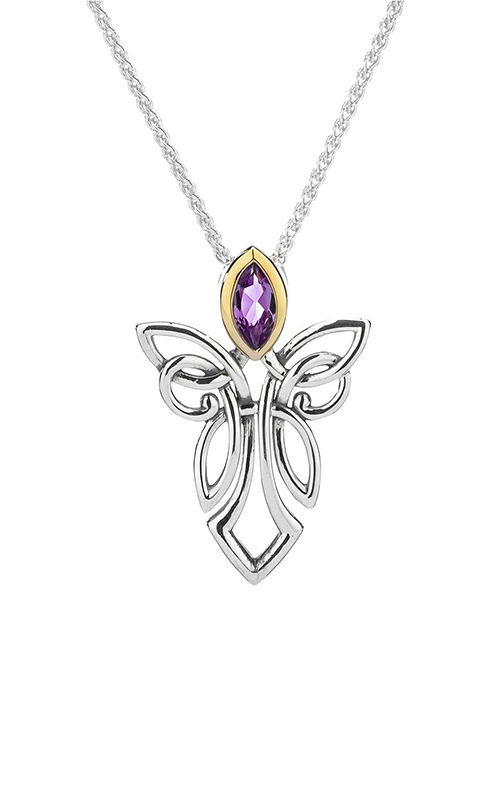 Keith Jack Guardian Angels Necklace PPX7848-AM product image