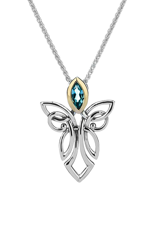 Keith Jack Guardian Angels Necklace PPX7848-BT product image