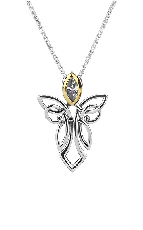 Keith Jack Guardian Angels Necklace PPX7848-CZ product image