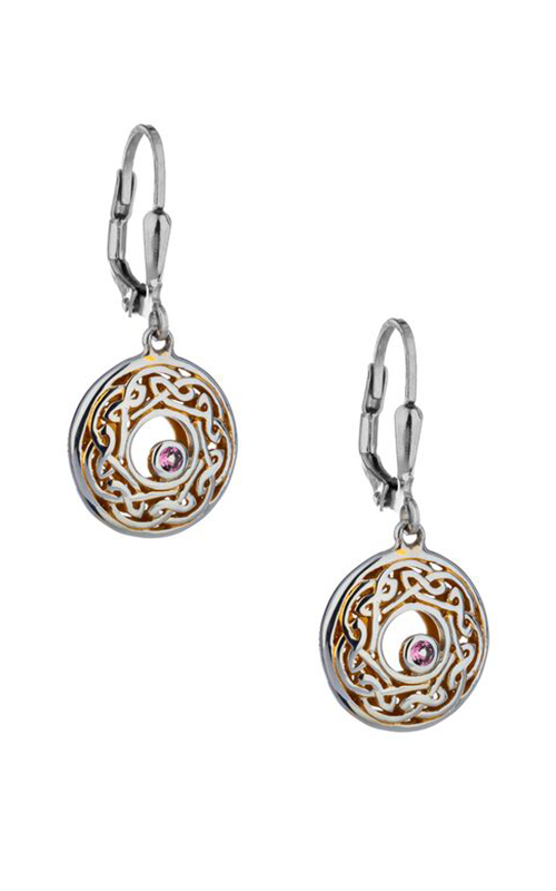 Keith Jack Window To The Soul Earrings PEX7415-RHO product image