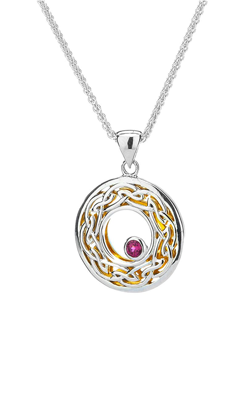 Keith Jack Window To The Soul Necklace PPX7415-RHO product image