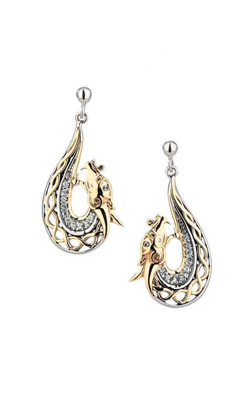 Keith Jack Norse Forge Earrings PEX7266 product image