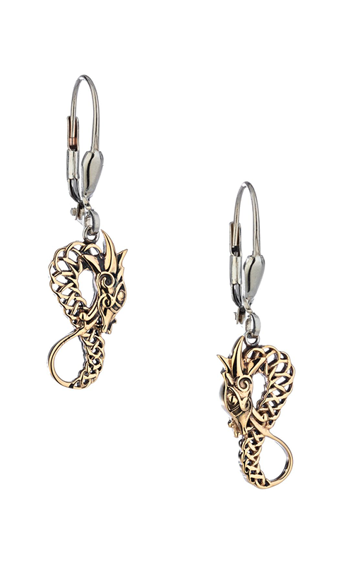 Keith Jack Norse Forge Earrings PEX7265 product image