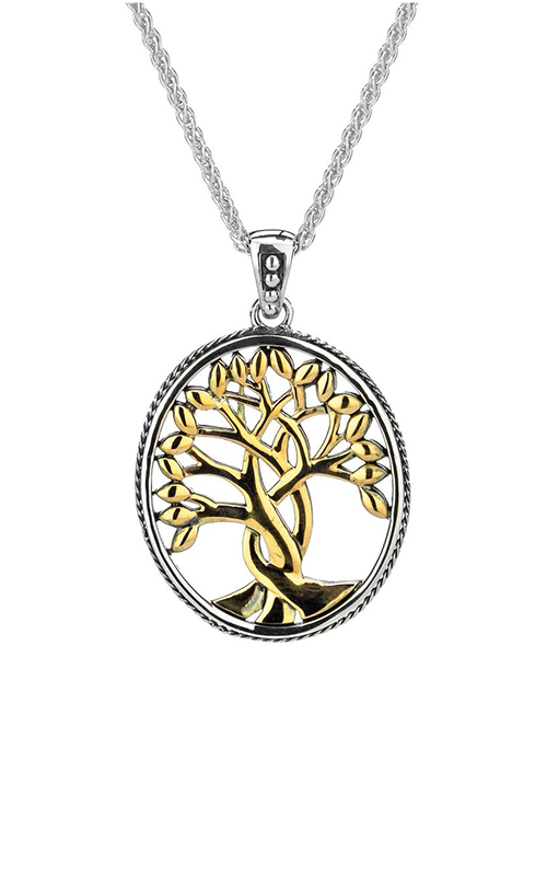 Keith Jack Tree Of Life Necklace PPX6636 product image