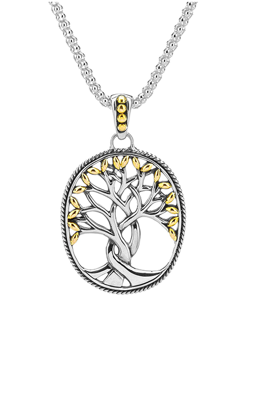 Keith Jack Tree Of Life Necklace PPX9003 product image