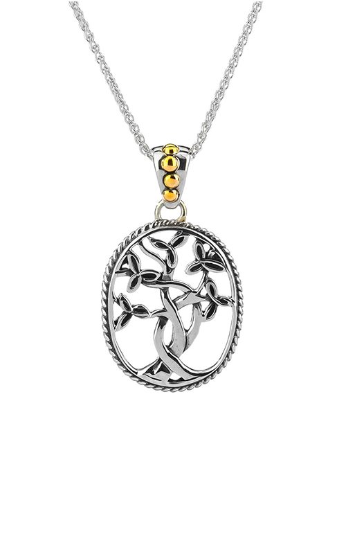 Keith Jack Tree Of Life Necklace PPX9010 product image