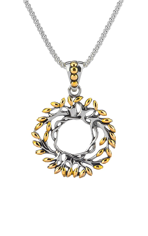 Keith Jack Tree Of Life Necklace PPX9029-S product image