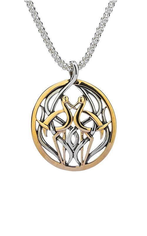 Keith Jack Heron Necklace PPX7406 product image