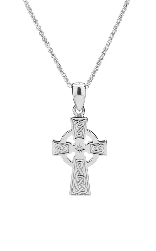 Keith Jack Celtic Crosses Necklace PCR3045 product image