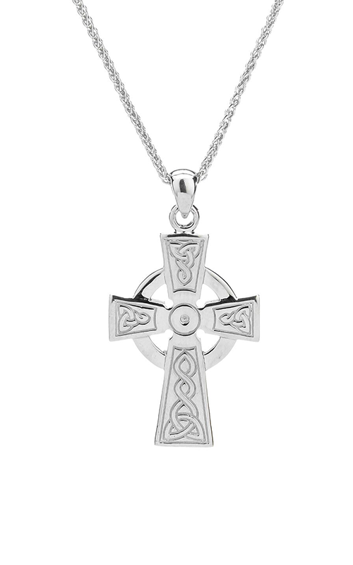 Keith Jack Celtic Crosses Necklace PCR3047 product image