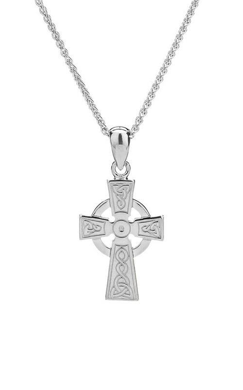 Keith Jack Celtic Crosses Necklace PCR3048 product image