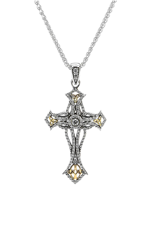 Keith Jack Celtic Crosses Necklace PCRX10250 product image
