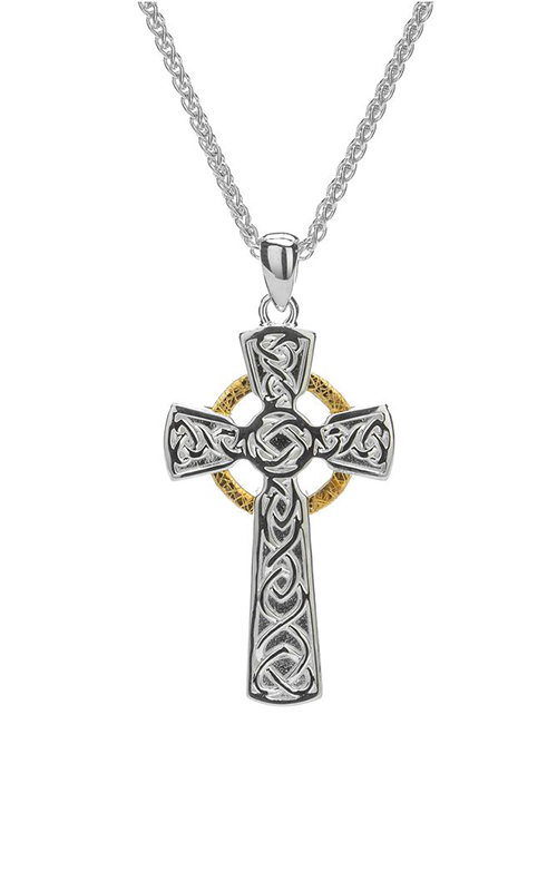 Keith Jack Celtic Crosses Necklace PCRX3641-1 product image