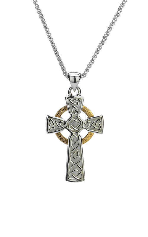Keith Jack Celtic Crosses Necklace PCRX3642-1 product image