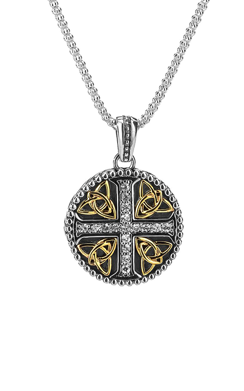 Keith Jack Celtic Crosses Necklace PPX6095 product image