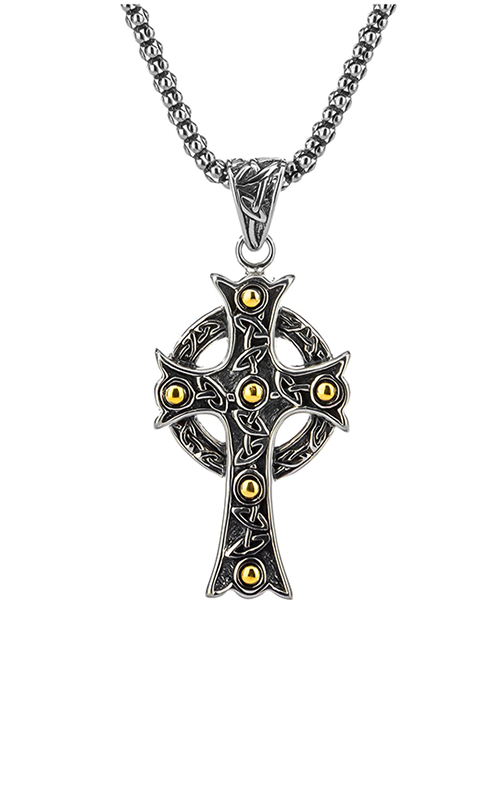 Keith Jack Celtic Crosses Necklace PPX9611 product image