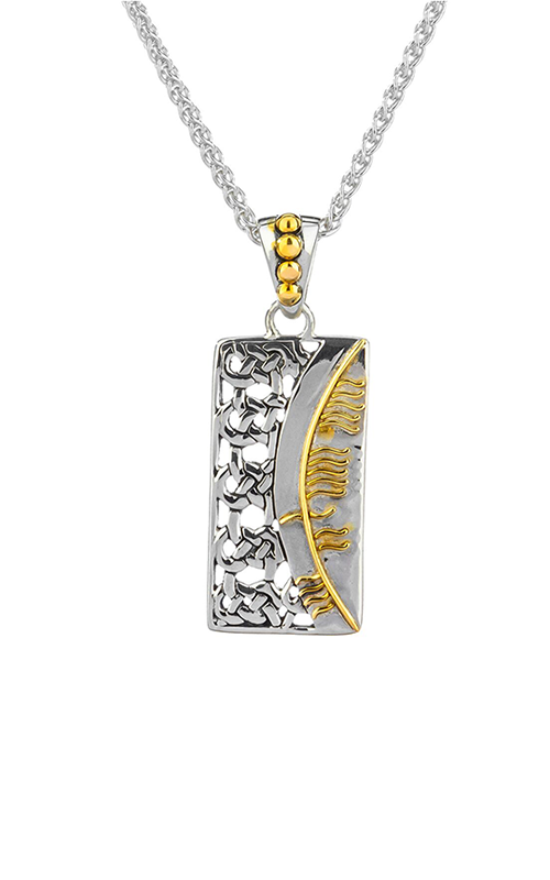 Keith Jack Secret Ogham Necklace PPX9009-1 product image