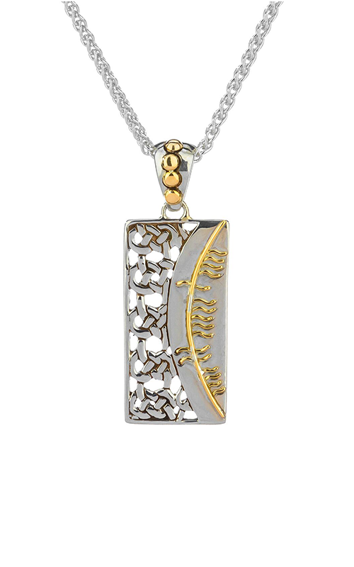 Keith Jack Secret Ogham Necklace PPX9009-3 product image