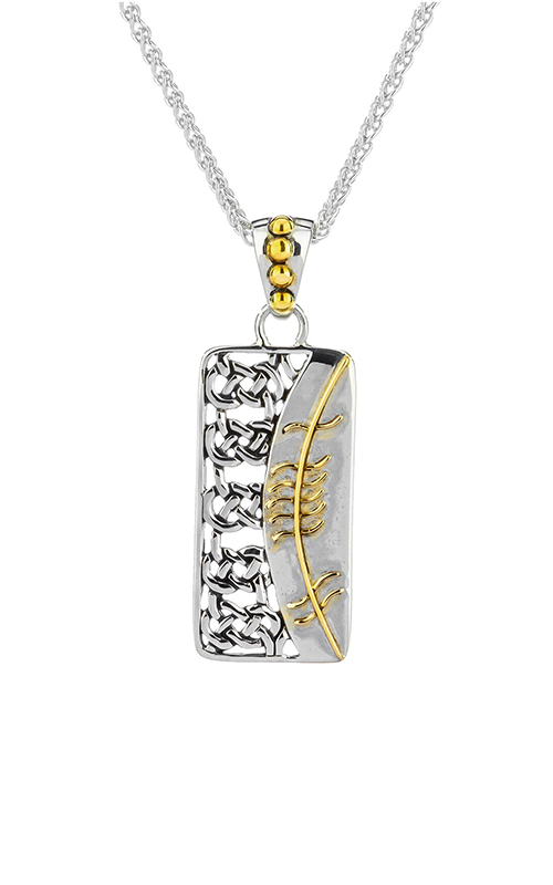 Keith Jack Secret Ogham Necklace PPX9009-5 product image