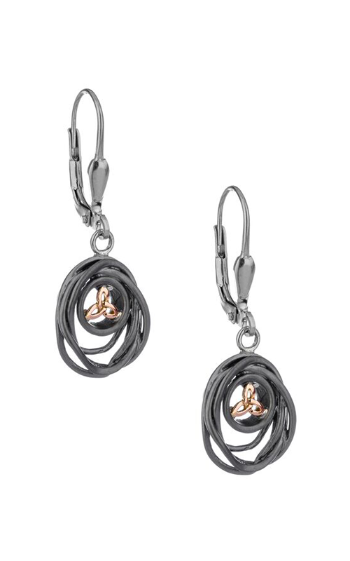 Keith Jack Cradle Of Life Earrings PEX10480-2-D product image