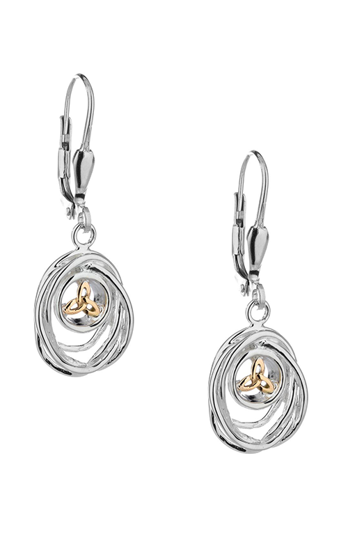 Keith Jack Cradle Of Life Earrings PEX10480-D product image