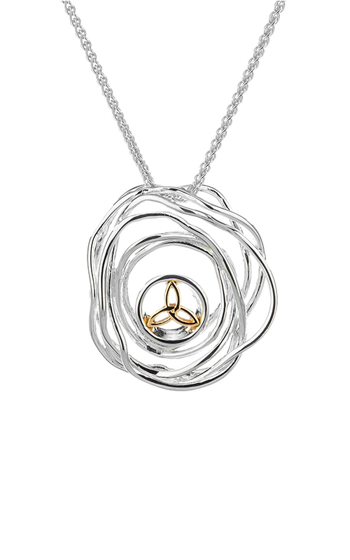 Keith Jack Cradle Of Life Necklace PPX10479 product image