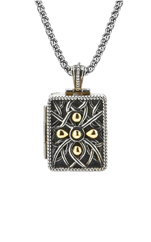 Keith Jack Lockets Necklace PLX7015 product image