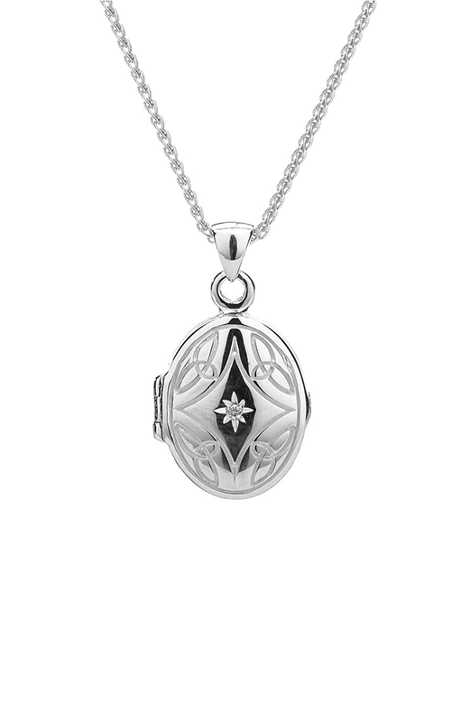 Keith Jack Lockets Necklace PLX3763 product image