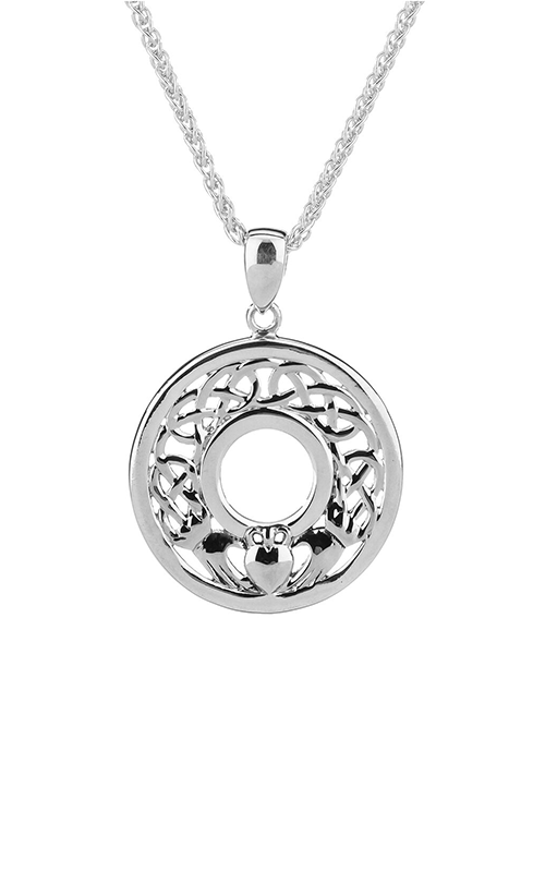 Keith Jack Claddagh Necklace PPS6475 product image