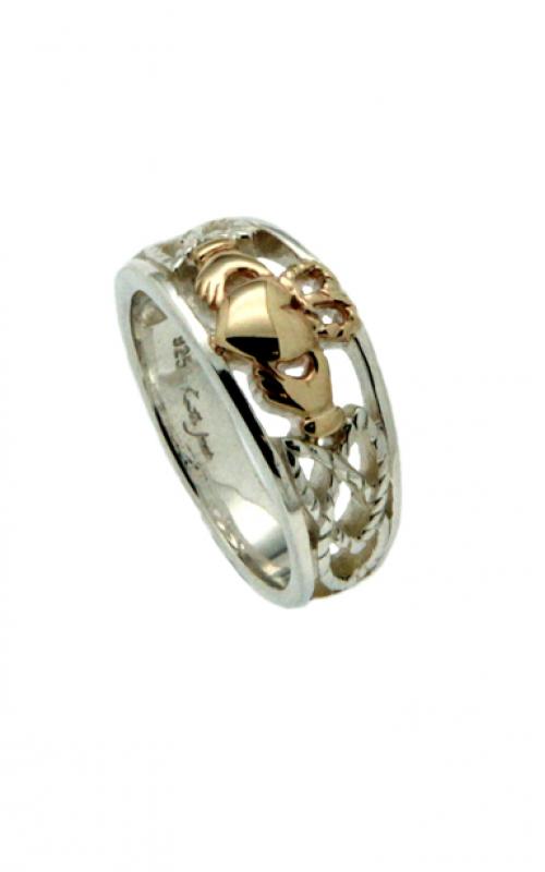 Keith Jack Claddagh Wedding band PRX6473 product image
