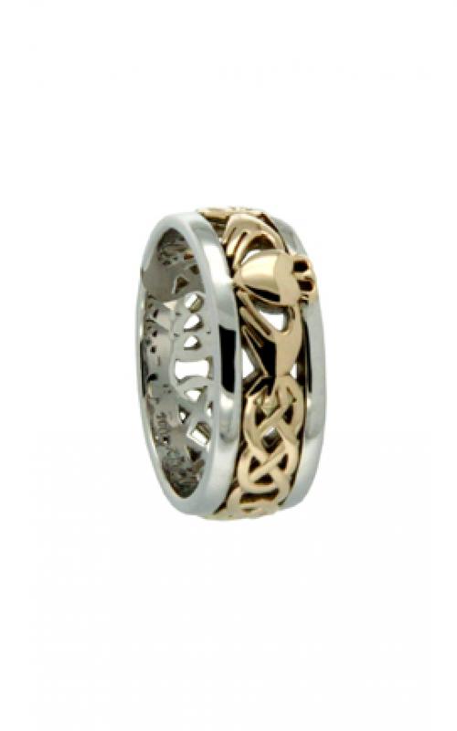 Keith Jack Claddagh Wedding band PRX6474 product image
