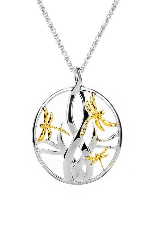 Keith Jack Dragonfly Necklace PPX4802-S product image
