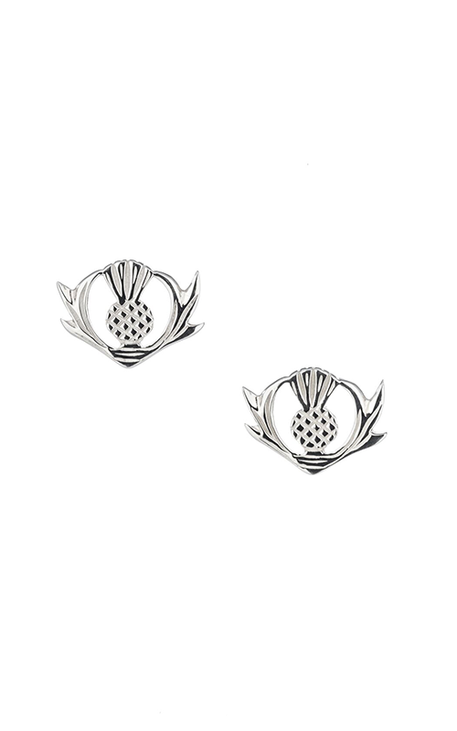 Keith Jack Scottish Earrings PE1290T product image