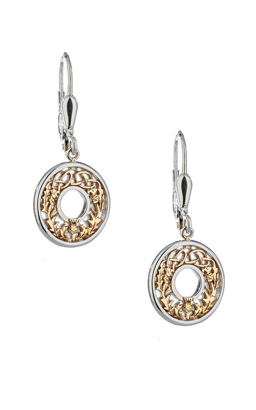 Keith Jack Scottish Earrings PEX6479 product image