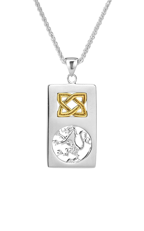 Keith Jack Scottish Necklace PPX3692 product image