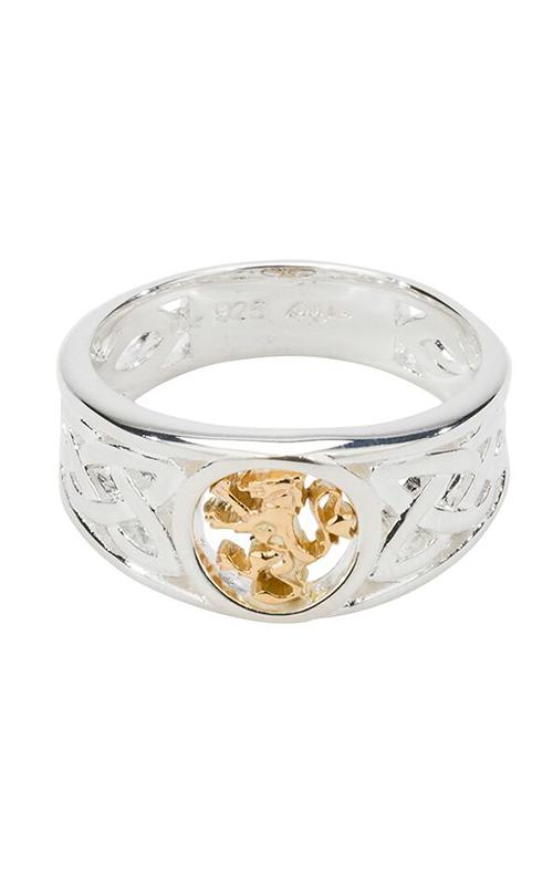 Keith Jack Scottish Men's ring PRX3632 product image