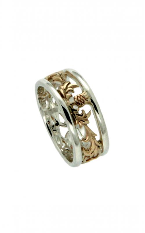 Keith Jack Scottish Men's ring PRX6477 product image