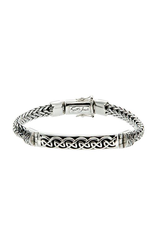 Keith Jack Dragon Weave Bracelet PBS7200-170 product image