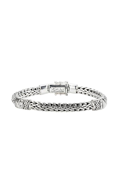 Keith Jack Dragon Weave Bracelet PBS7260-170 product image