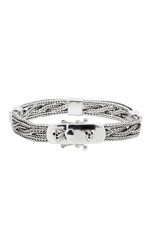 Keith Jack Dragon Weave Bracelet PBS7270-170 product image