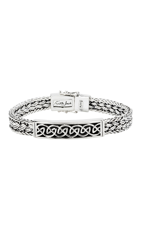 Keith Jack Dragon Weave Bracelet PBS7400-7 product image