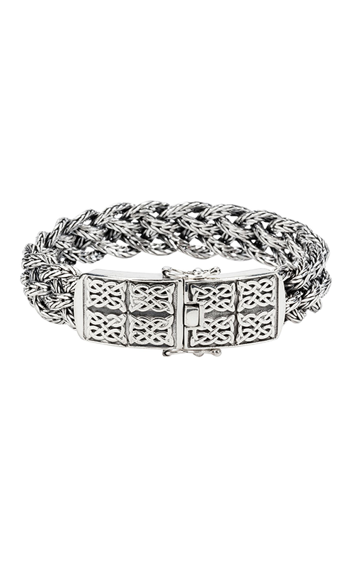 Keith Jack Dragon Weave Bracelet PBS7950-7 product image