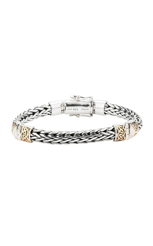 Keith Jack Dragon Weave Bracelet PBX7260-170 product image
