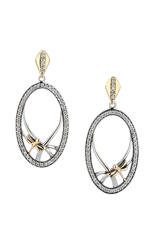 Keith Jack Dragonfly Earrings PEX8993-CZ product image