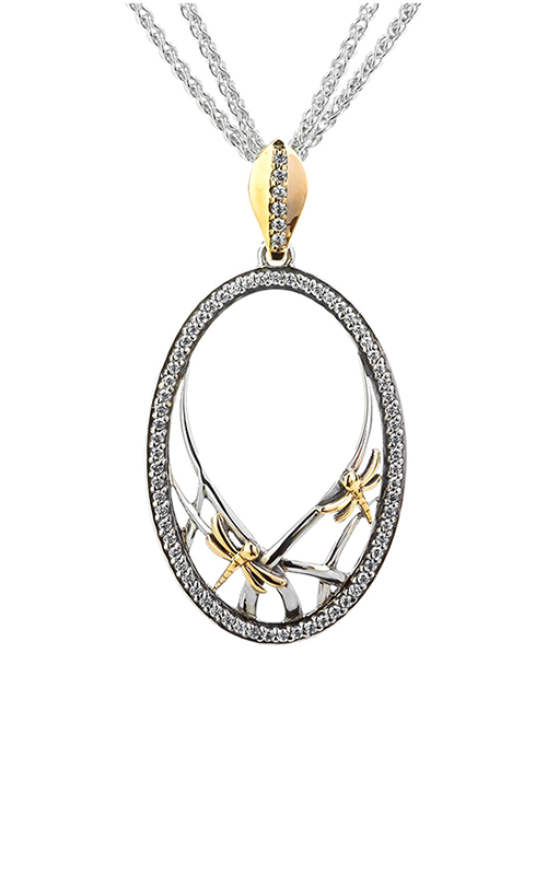 Keith Jack Dragonfly Necklace PPX8973-CZ product image
