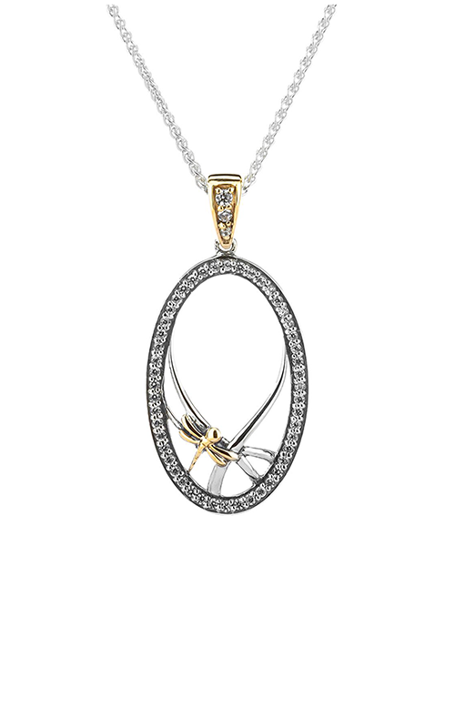 Keith Jack Dragonfly Necklace PPX8993-CZ product image