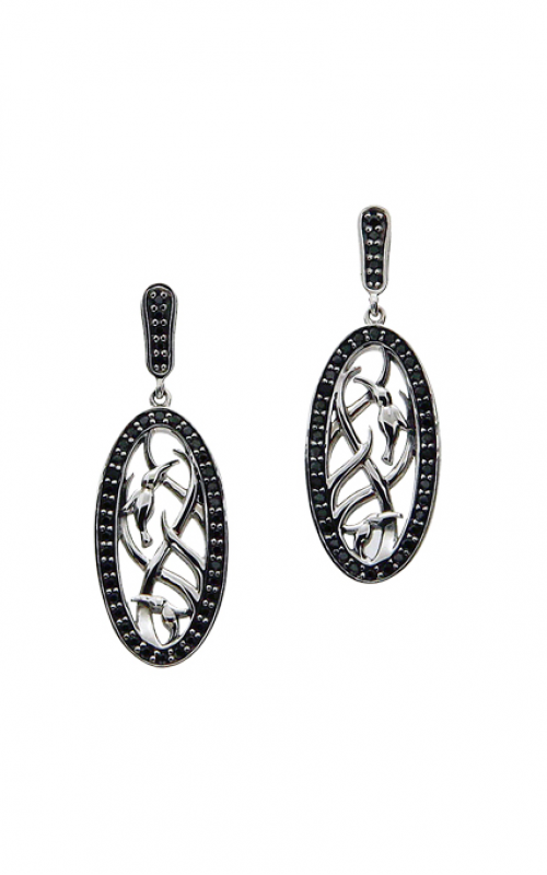 Keith Jack Hummingbird Earrings PES8914-CZ product image