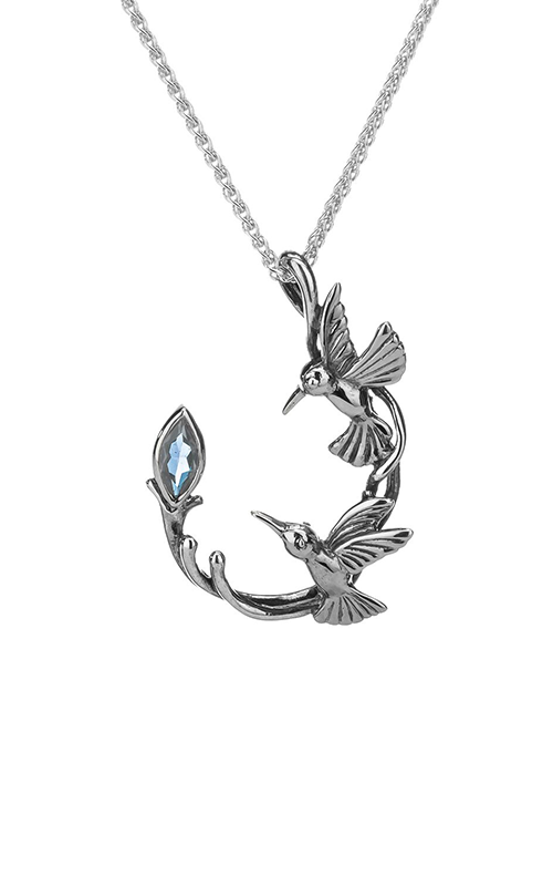 Keith Jack Hummingbird Necklace PPS6108-BT product image