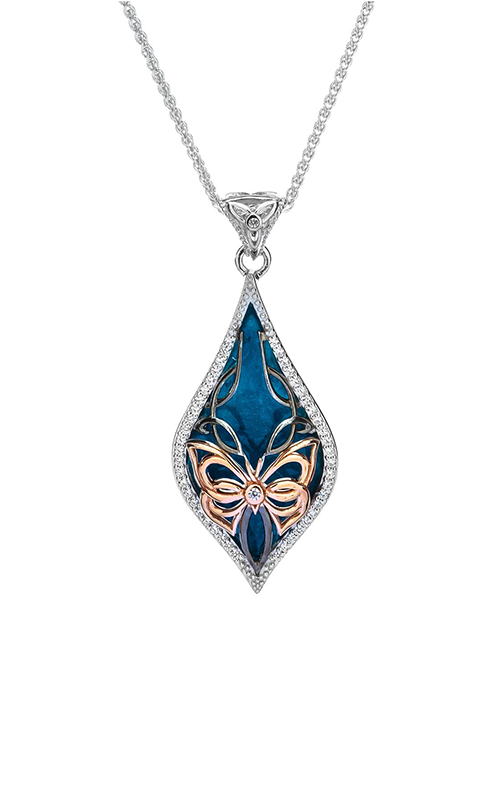 Keith Jack Butterfly Necklace PPEX6245-2-SB product image