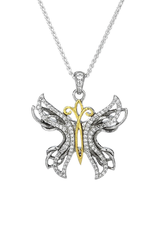 Keith Jack Butterfly Necklace PPX6241 product image